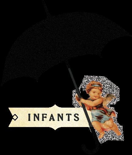 Infants sign